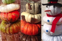 Pumpkins 3 Ways