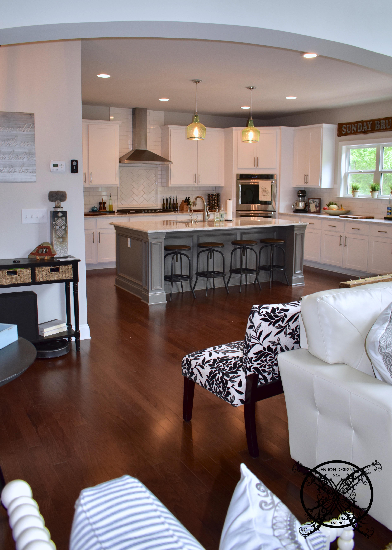 Upgrade Your Kitchen Island Jenron Designs