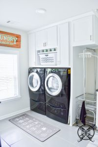 Laundry Room Makeover Jenron Designs