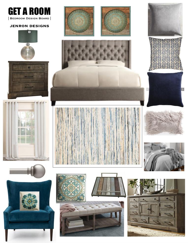 Bedroom Design Inspiration get a room | bedroom design inspiration | | jenron designs |