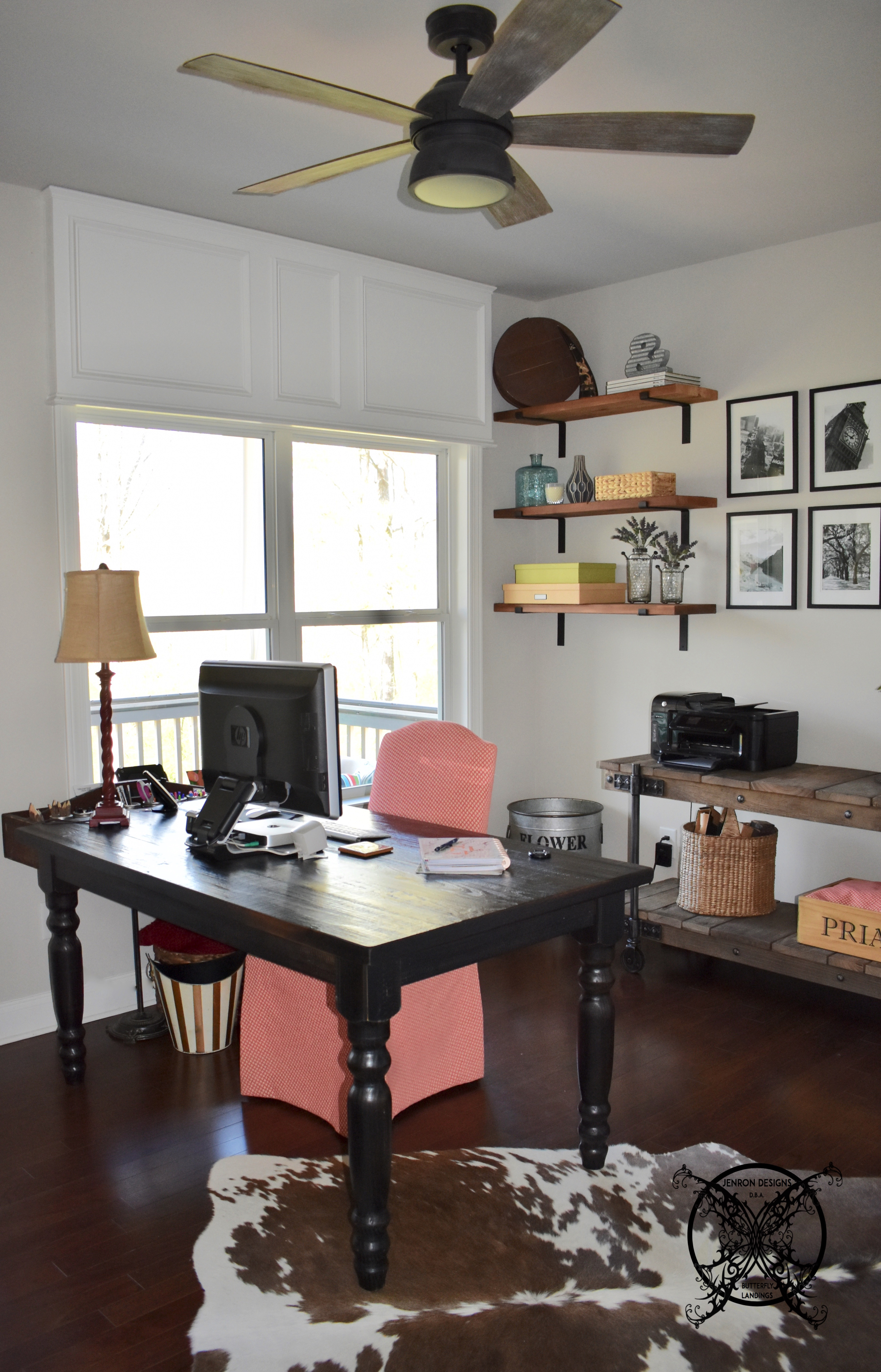 office designscom. FINAL REVEAL One Room Challenge: Home Office Designscom