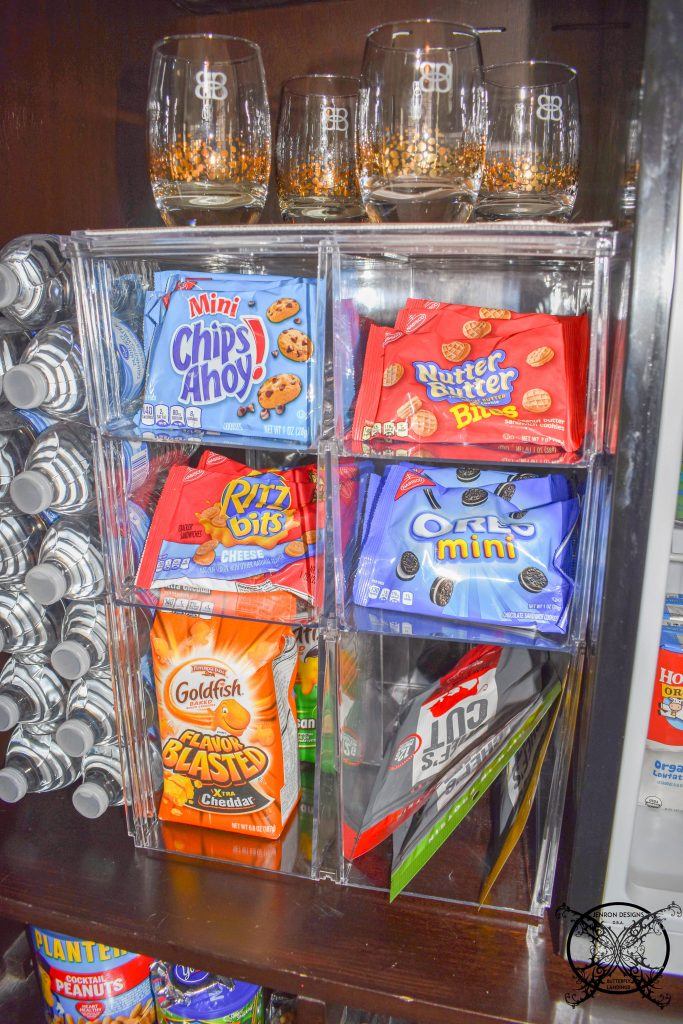 DIY mini bar snacks JENRON DESIGNS