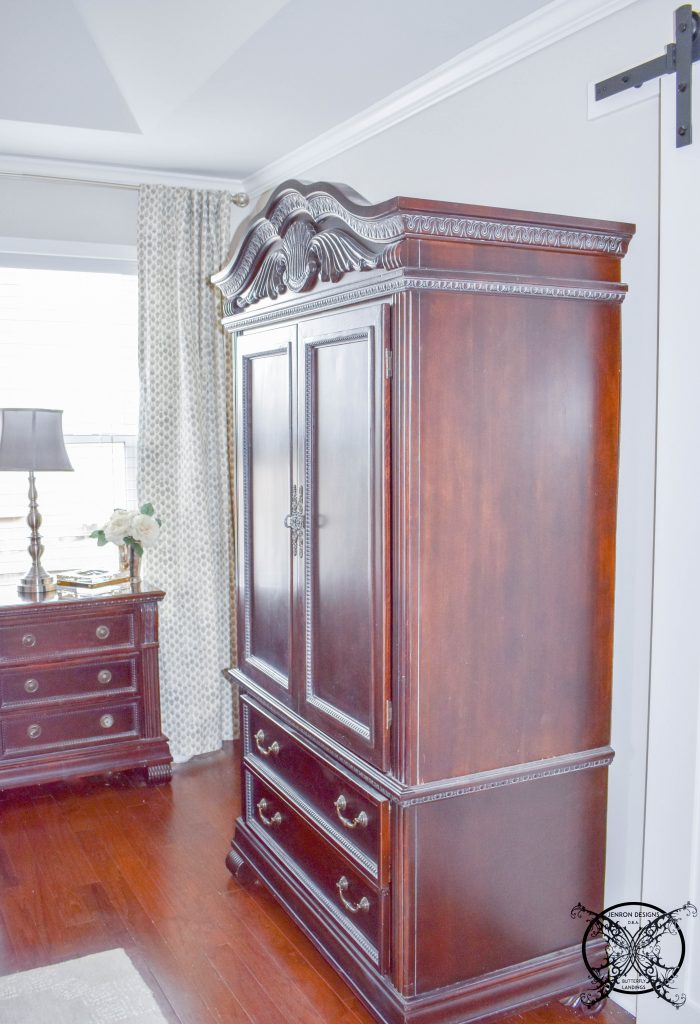 Rennovate your Armoire JENRON DESIGNS