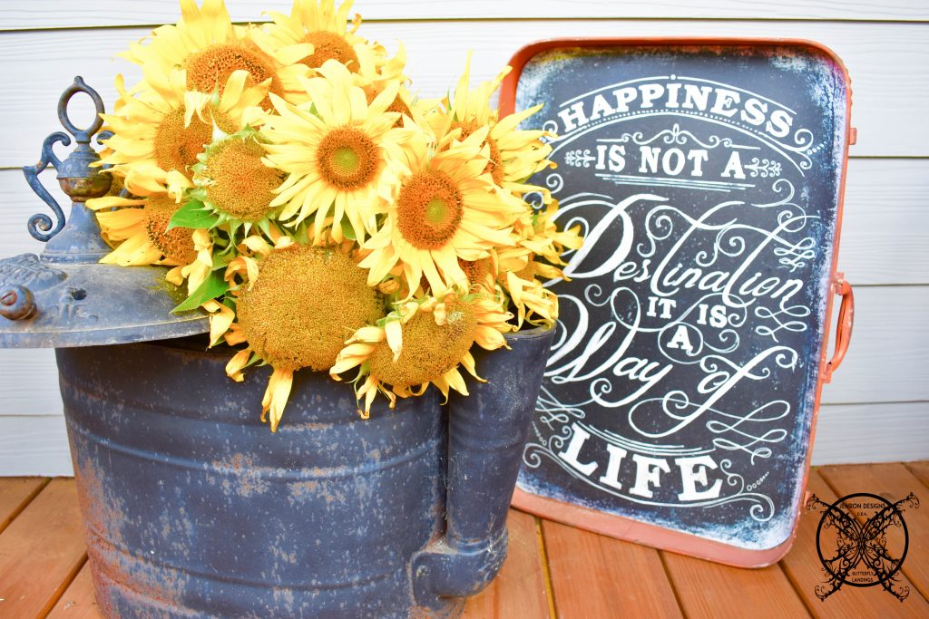 Sunflowers JENRON DESIGNS
