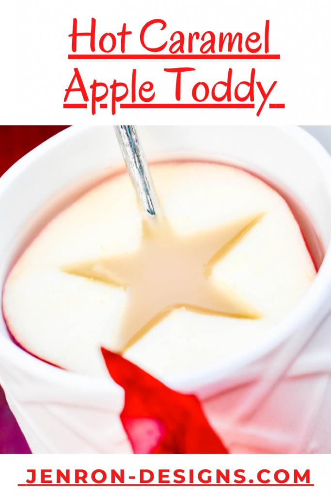 Hot Caramel Apple Toddy JENRON DESIGNS