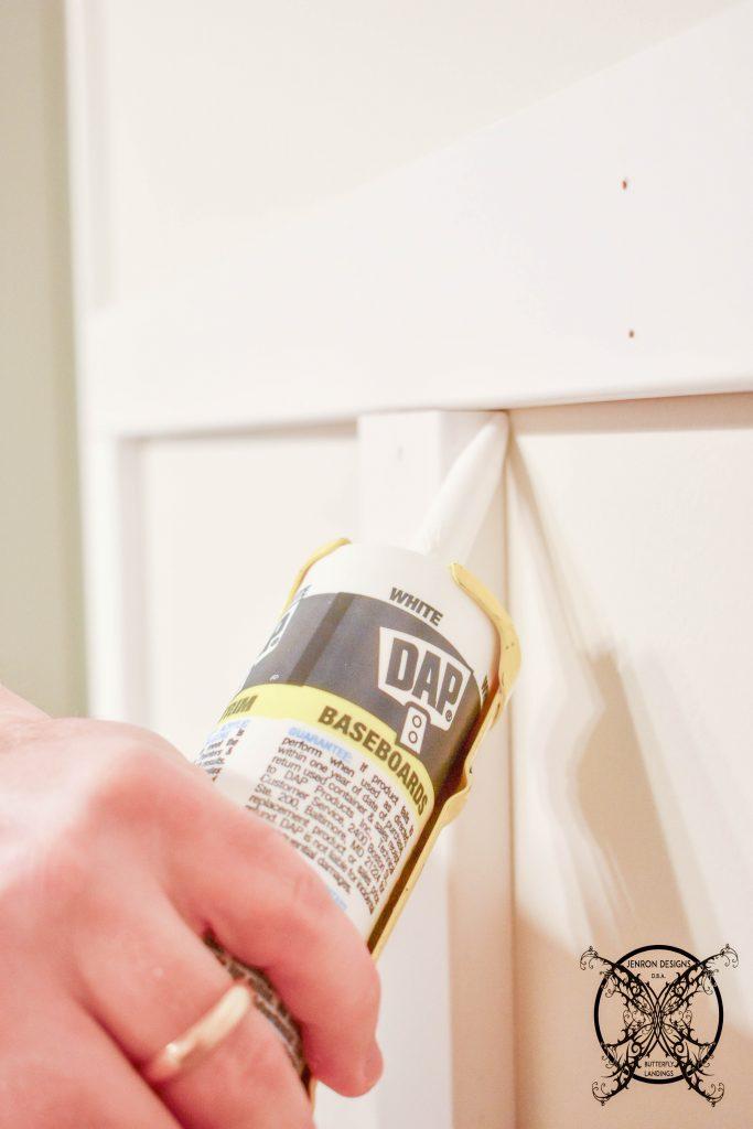 Board & Batten DIY Chaulk JENRON DESIGNS