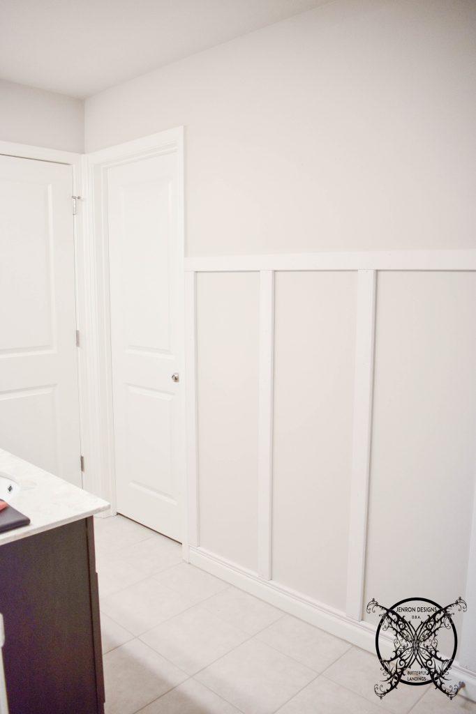 Board & Batten DIYto Doorways JENRON DESIGNS