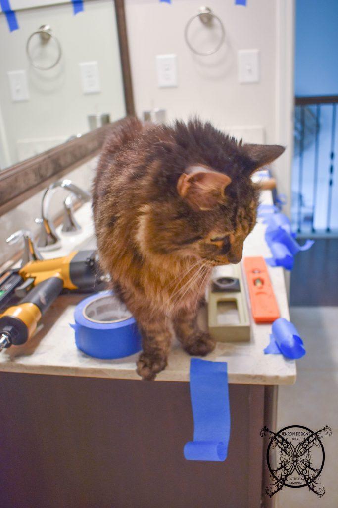 Pet Supervisor JENRON DESIGNS
