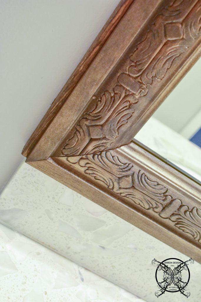 Mirror Frame Close Up JENRON DESIGNS