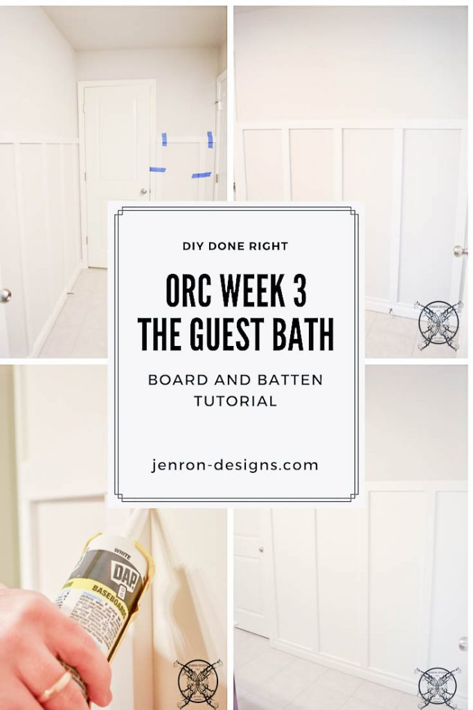 ORC Week 3 PIn JENRON DESIGNS