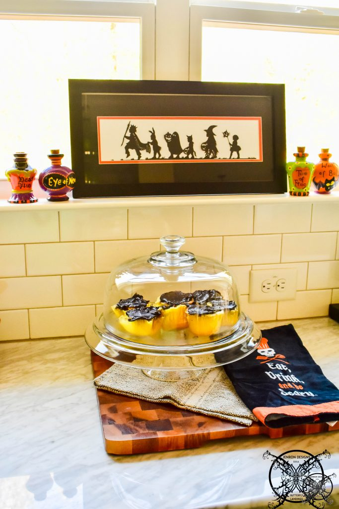 Halloween Home Tour Jenron Designs