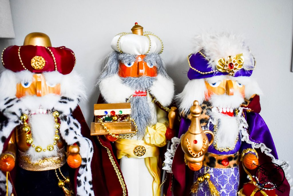 3 Wise Men Nutcrackers JENRON DESIGNS