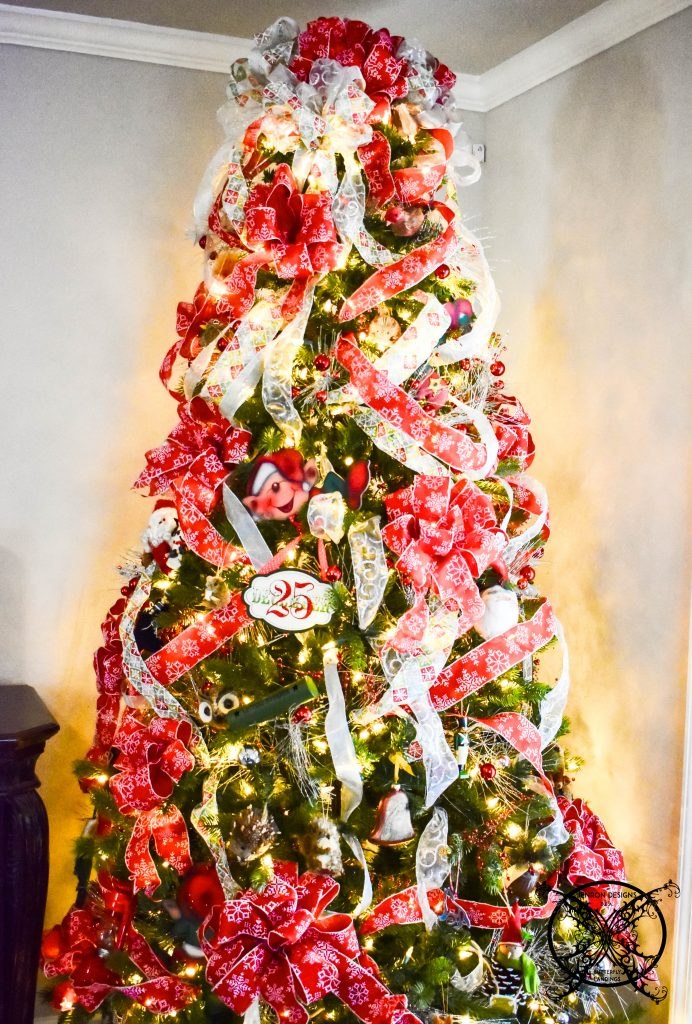 Woodland Ribbon Wonder Tree JENRON DESIGNS