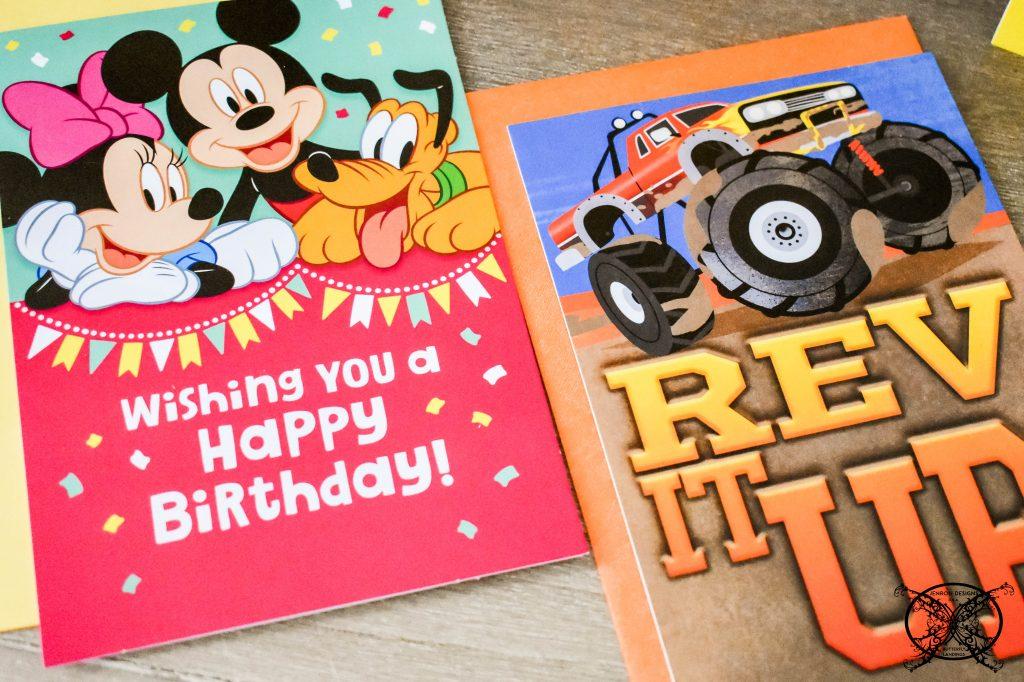 Birthday & Greeting Card Organization JENRON DESIGNS