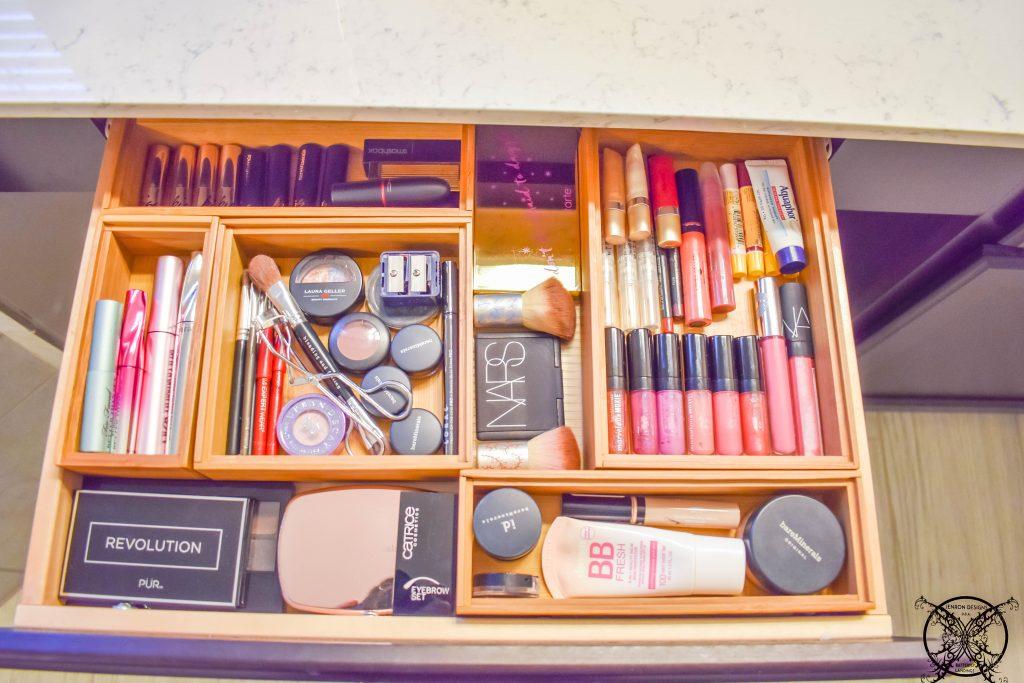 Makeup Drawer Organization JENRON DESIGNS