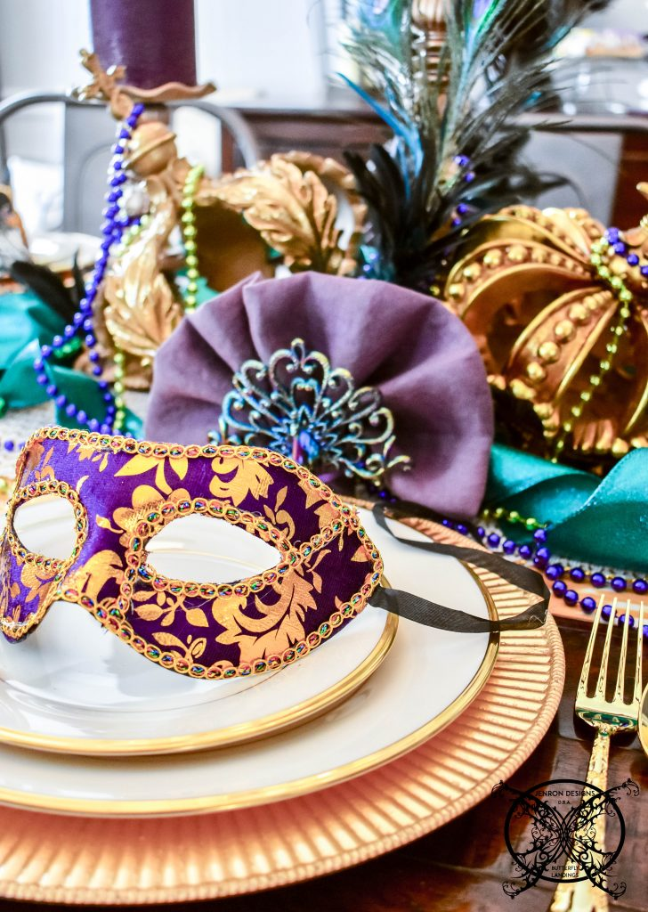 Mardi Gras Crowns JENRON DESIGNS