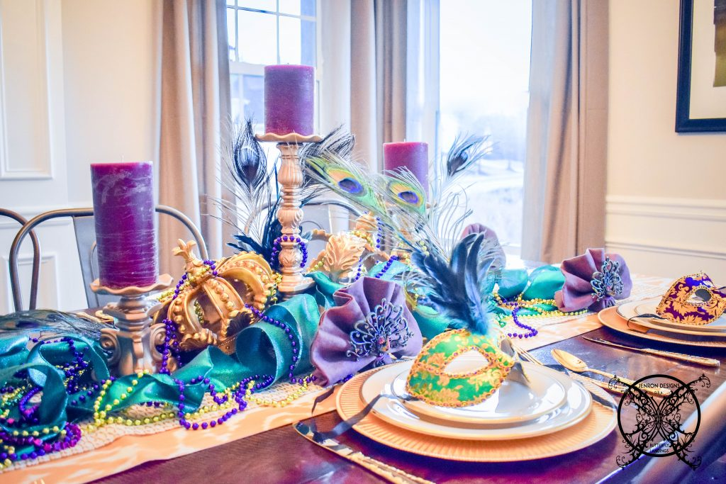 Mardi Gras Feast Of Kings JENRON DESIGNS