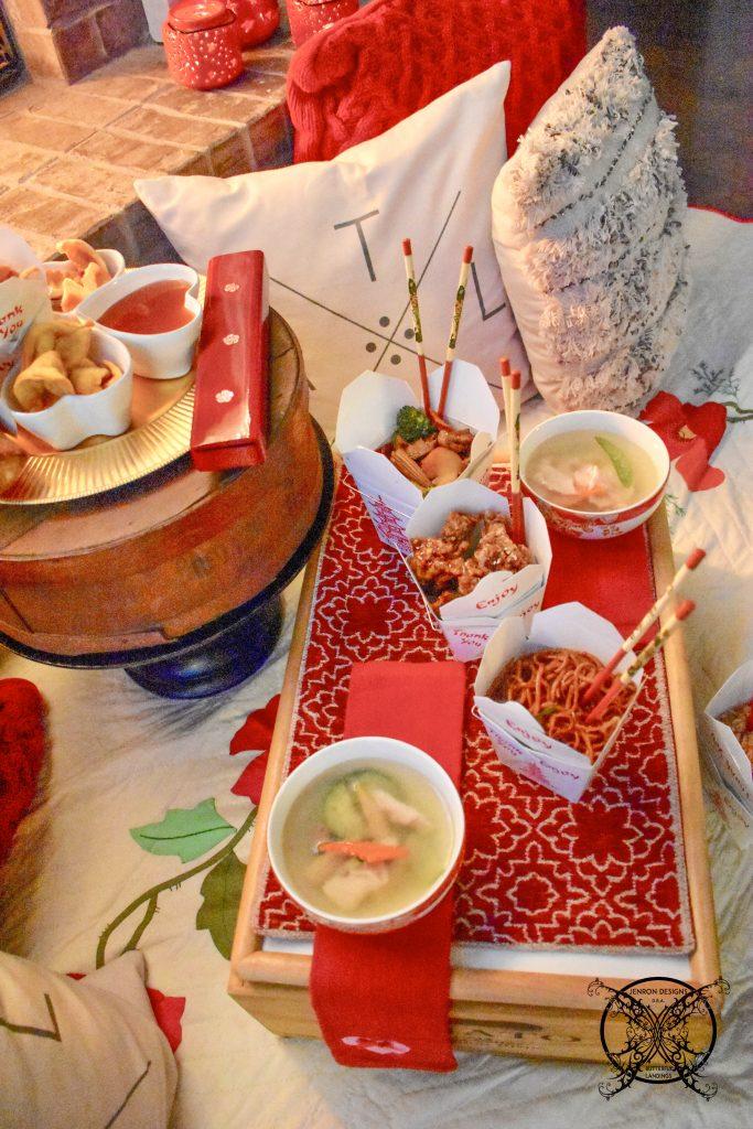 Chinese Food Valentines JENRON DESIGNS