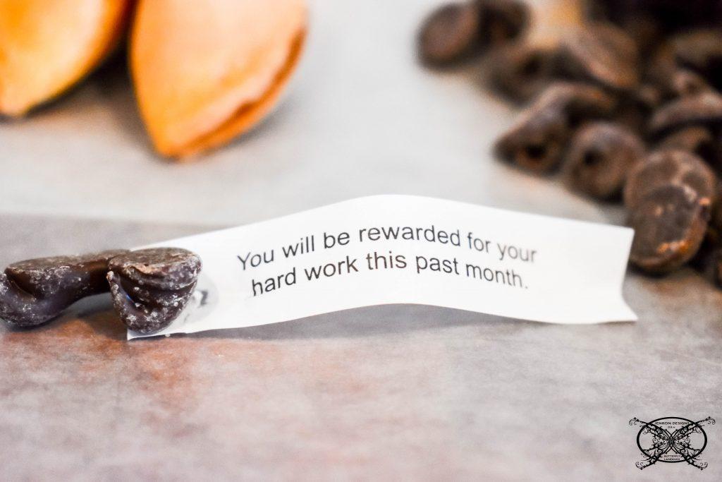Fortune Cookie JENRON DESIGNS