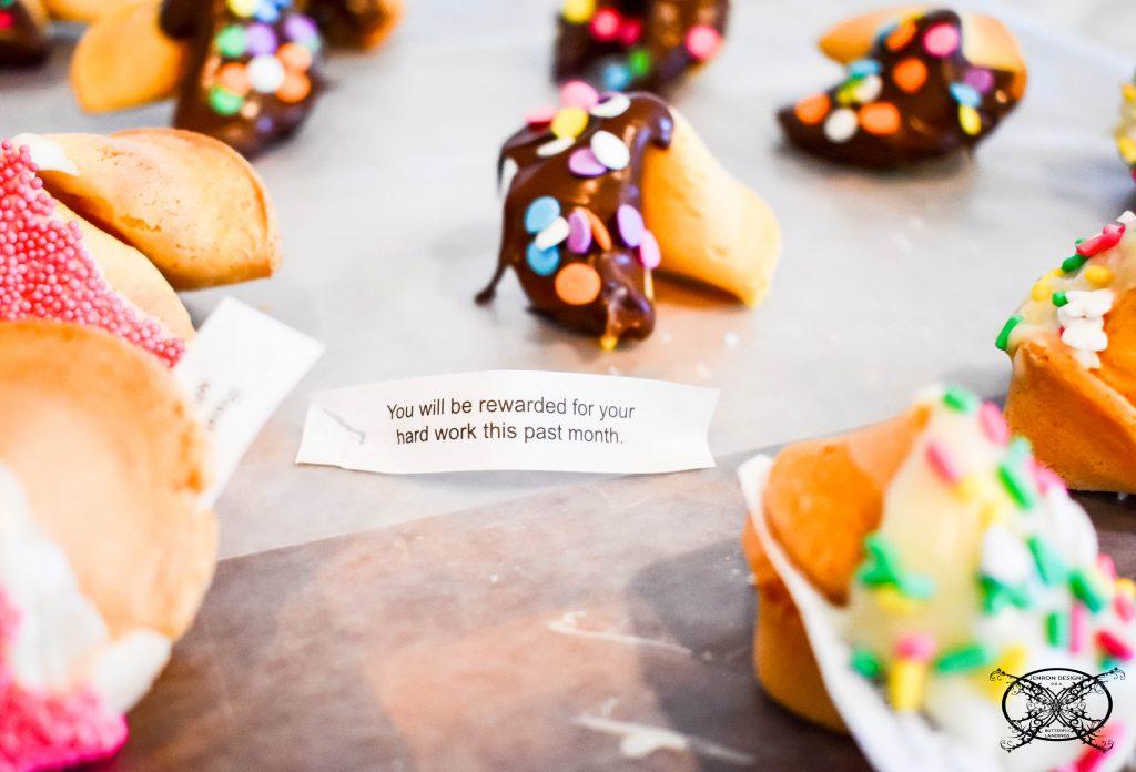Fun Fortune Cookies JENRON DESIGNS