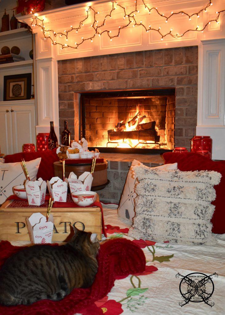 JENRON DESIGNS Fireside Valentines