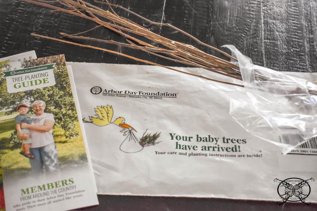 Baby Tree Arbor Foundation JENRON DESIGNS