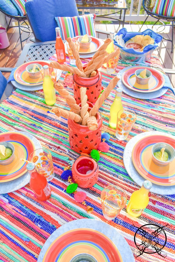 Cinco De Mayo Table Jenron Designs