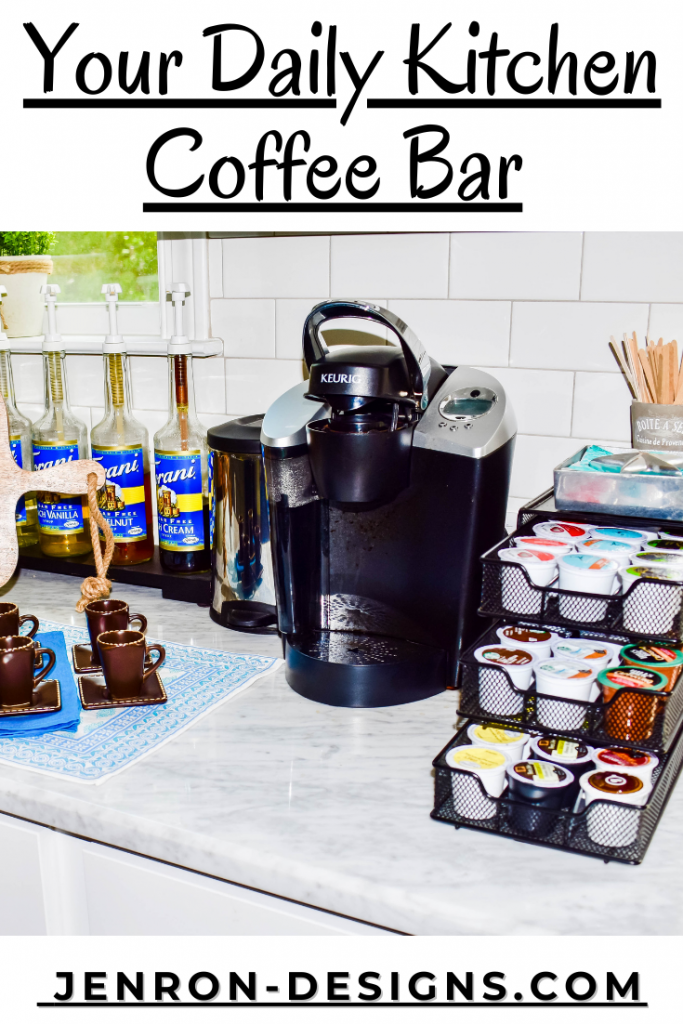 Coffee Bar Jenron Designs