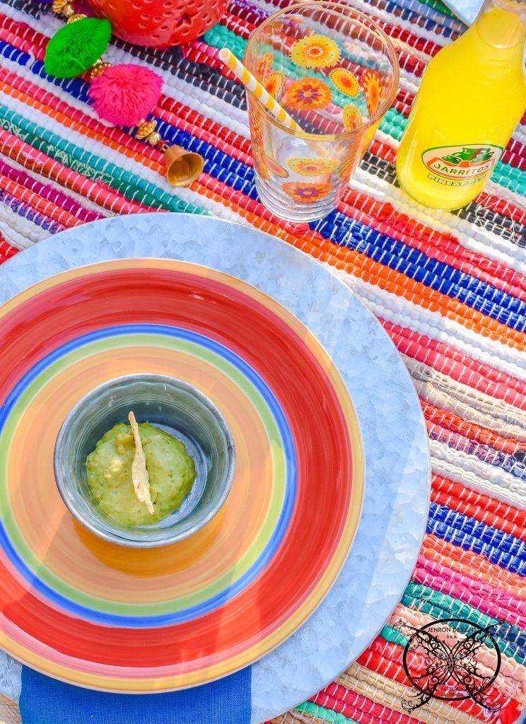 Gucamole Appetizer Jenron Designs
