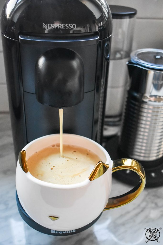 JENRON DESIGNS Nespresso Coffee Bar