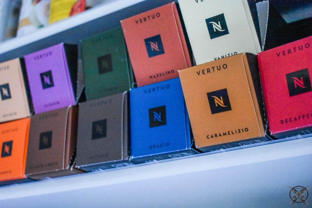 JENRON DESIGNS Nespresso stock