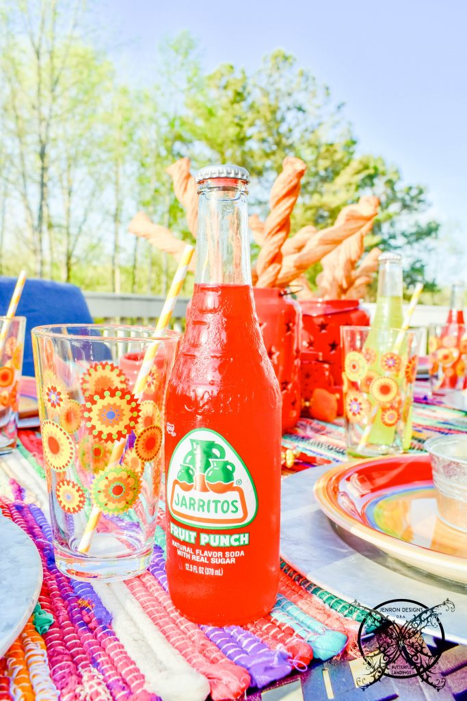 Jarritos & Churros Jenron Designs