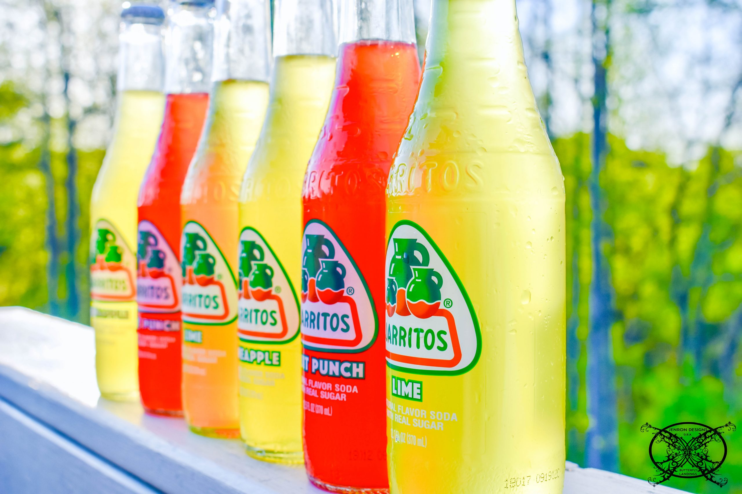 Jarritos for Cinco Jenron Designs