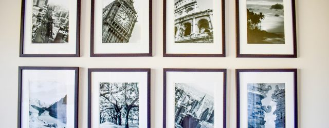 Office Travel Gallery Wall JENRON DESIGNS