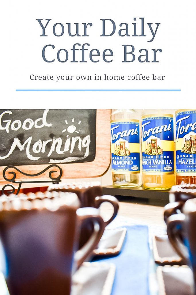 Coffee Bar Pin Jenron Designs