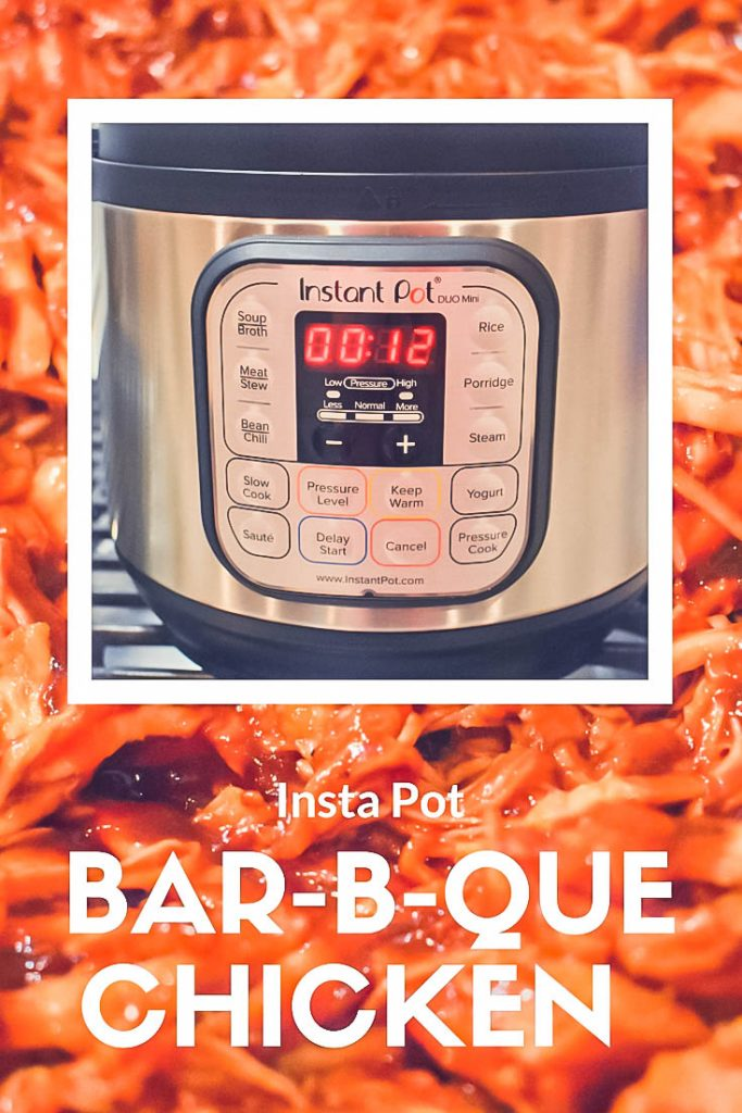 Instant Pot BBQ Pin JENRON DESIGNS
