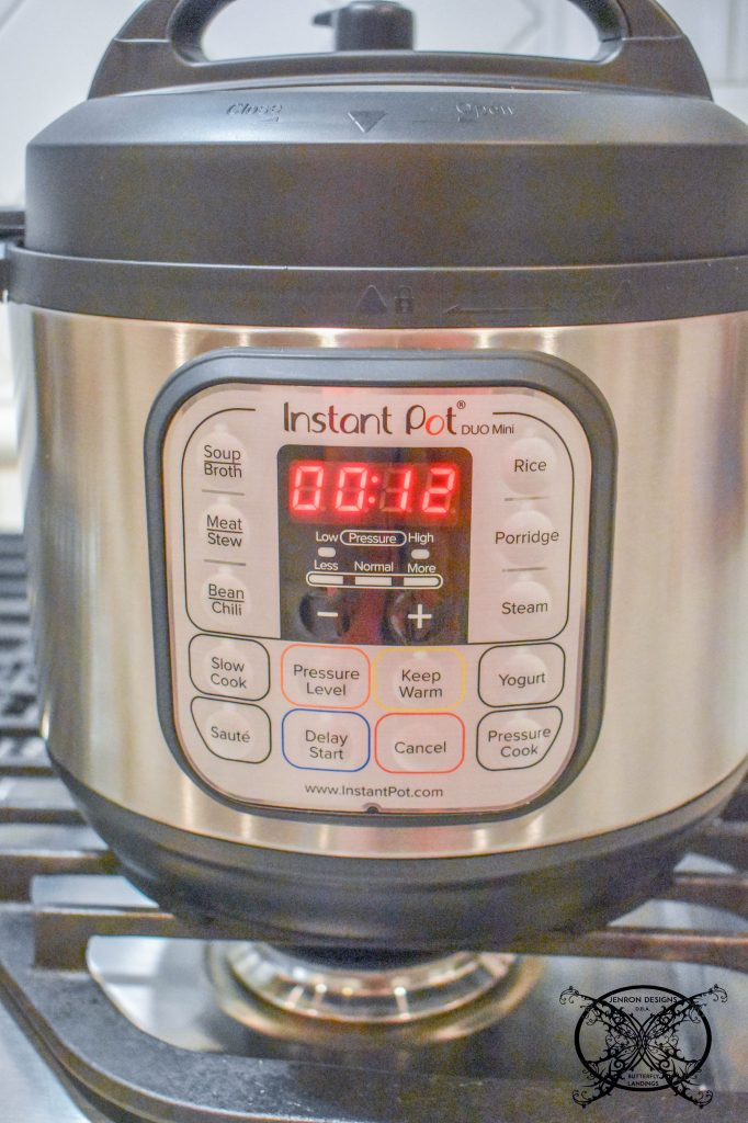 Instant Pot Cook Time JENRON DESIGNS