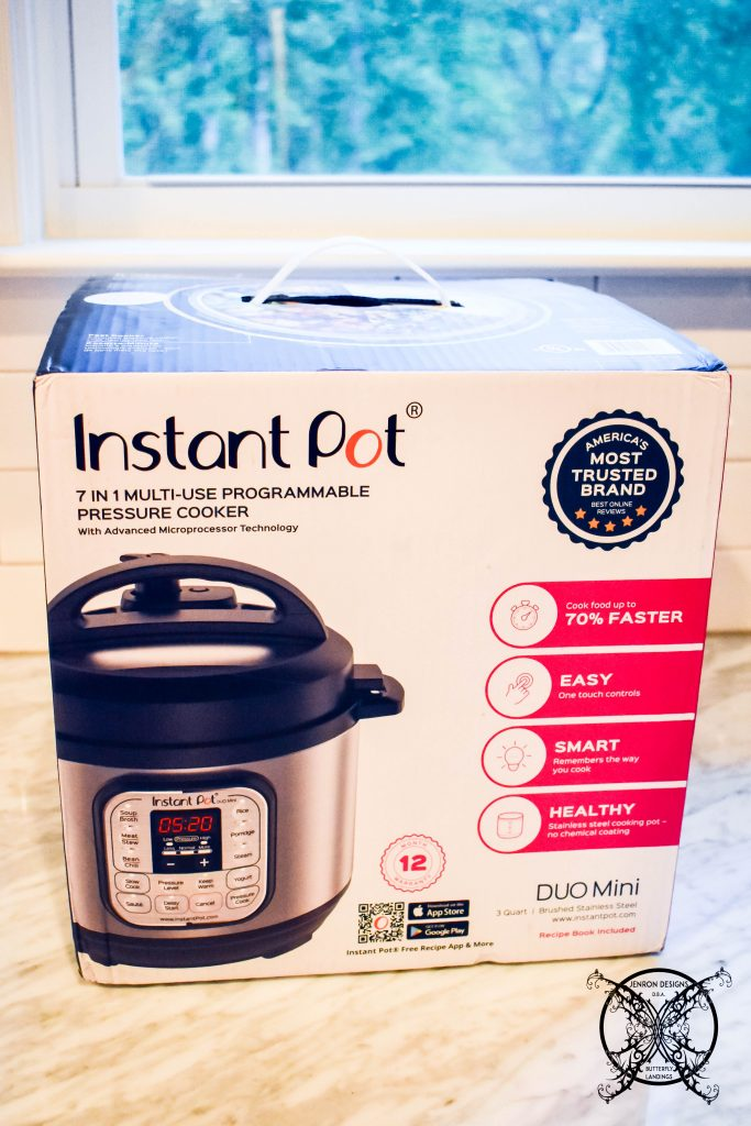 Instant Pot JENRON DESIGNS