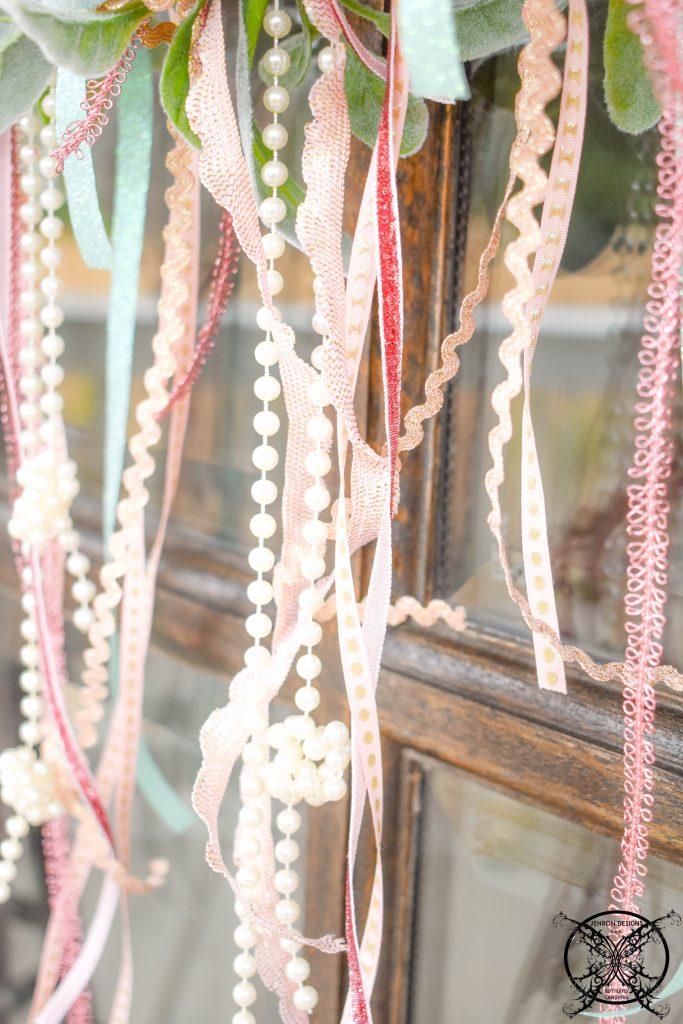 Maypole Tassels Hoop Wreath JENRON DESIGNS