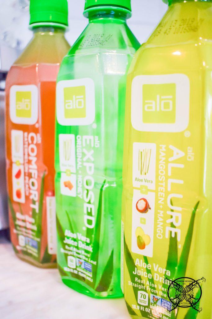 Aloe juice JENRON DESIGNS