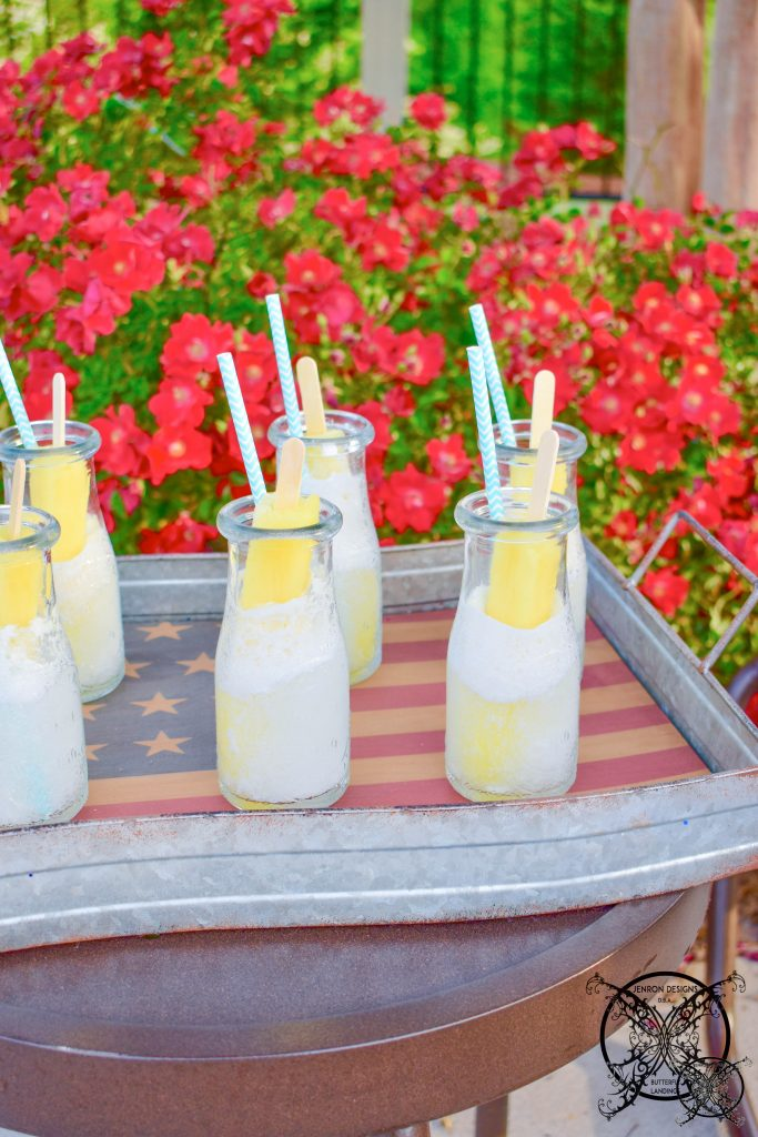Banana Pudding Poptail Cocktails Picture 2