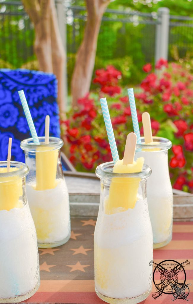 Banana Pudding Poptail Cocktails Picture 5