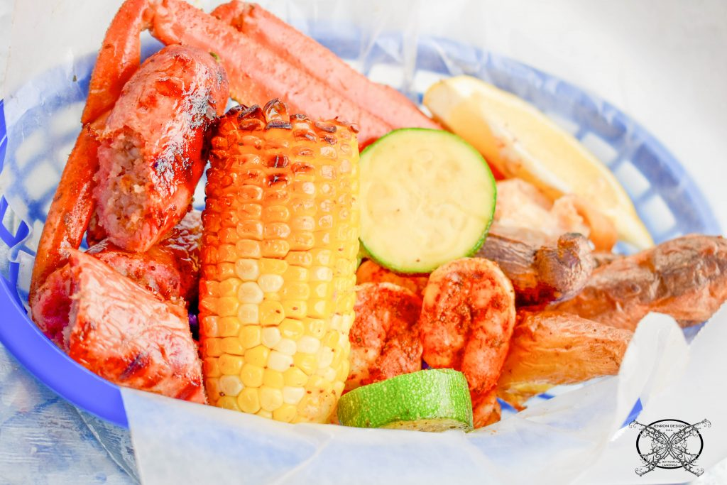 Crab Boil 4th of July JENRON DESIGNS