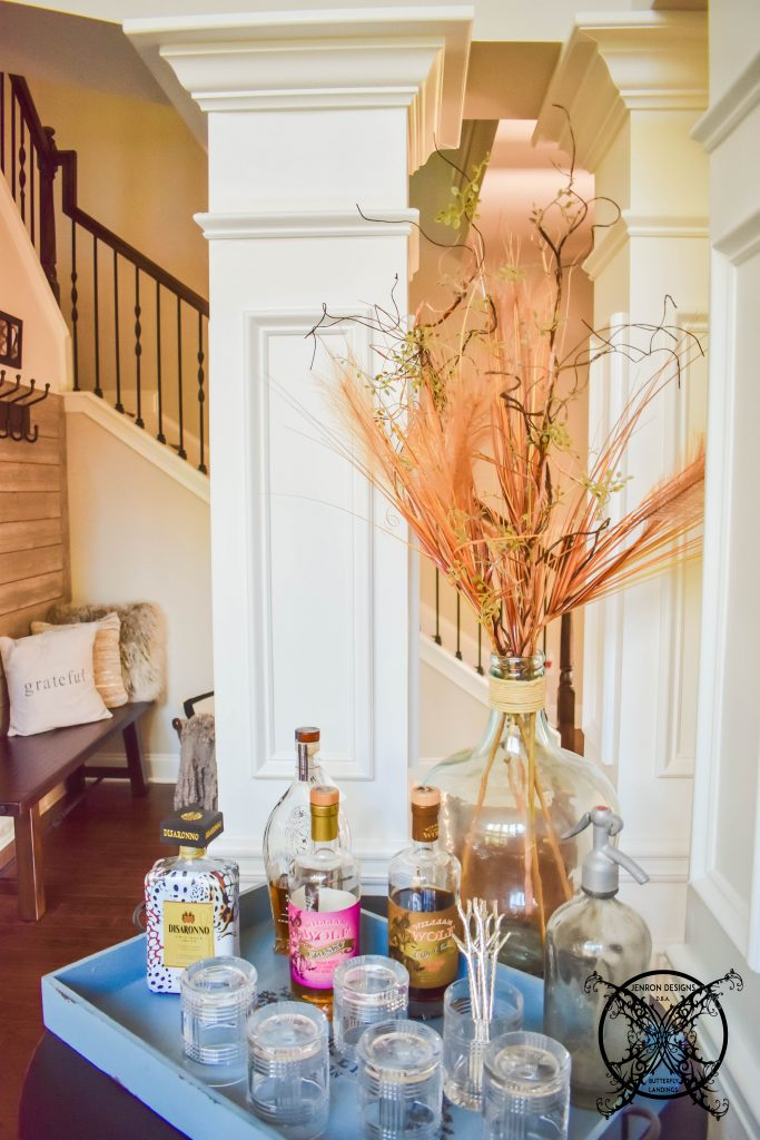 Branches on the Bar for Fall JENRON DESIGNS