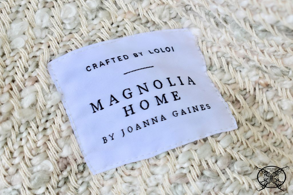 Magnolia Blanket Jenron Designs