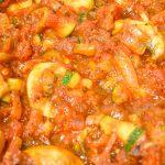 Hearty Veggie Spaghetti Sauce Ingredients JENRON DESIGNS