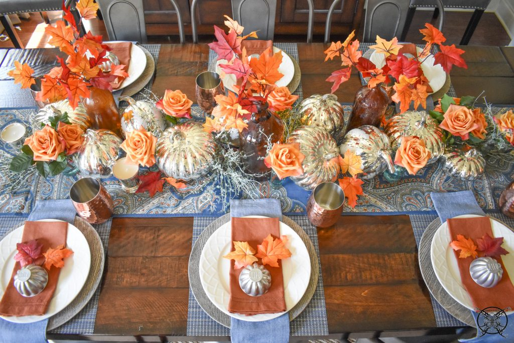 Set The Table Fall Home Tour JENRON DESIGNS