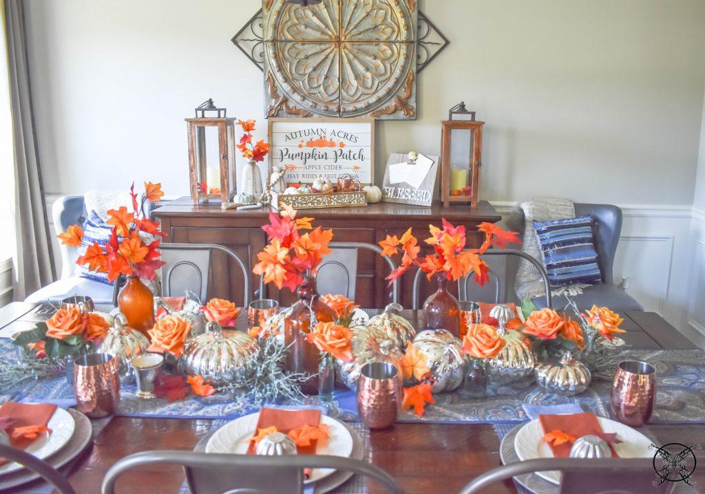 Set The Table Fall Home Tour JENRON DESIGNS