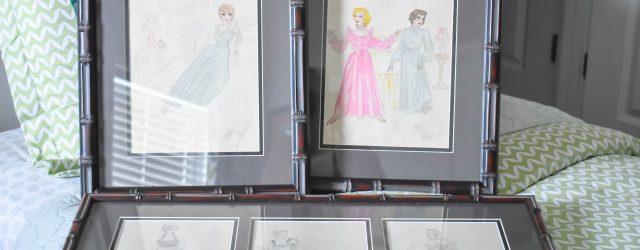 Framing Sentimental Art JENRON DESIGNS