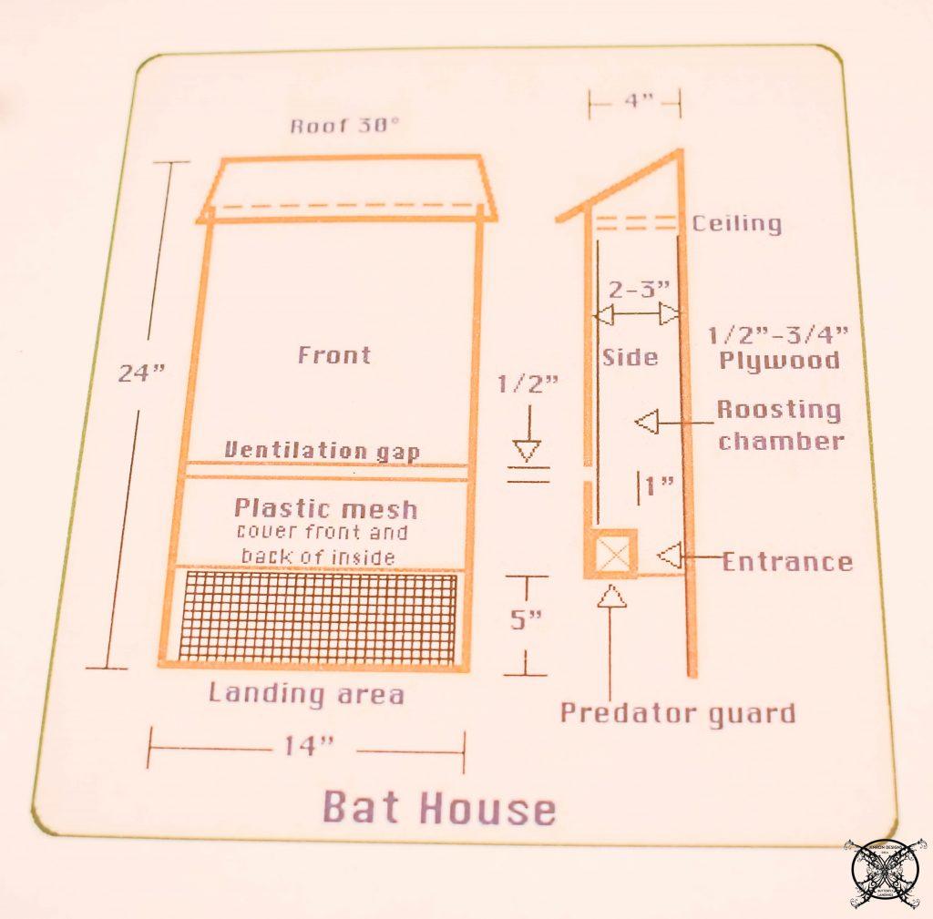 DIY BAT HOUSE JENRON DESIGNS